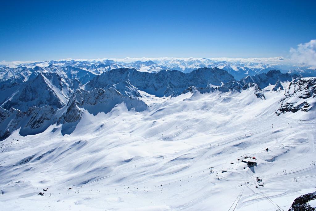 Faszination Zugspitze